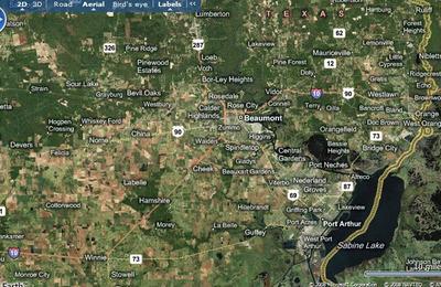 Beaumont_virtual_map
